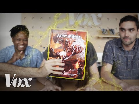 Dungeons and Dragons, explained