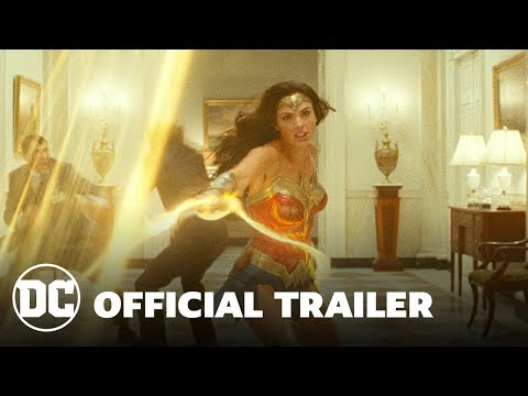 Wonder Woman 1984 | Official Trailer