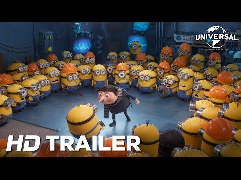 MINIONS 2: AUF DER SUCHE NACH DEM MINI-BOSS Trailer Deutsch German (2020)