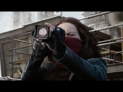 Mortal Engines - A Look Inside In (HD)
