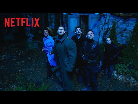 The Umbrella Academy | Offizieller Trailer [HD] | Netflix