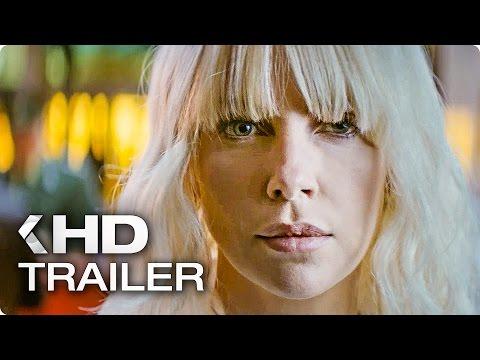 ATOMIC BLONDE Trailer 2 German Deutsch (2017)