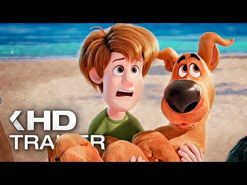 SCOOBY! Trailer German Deutsch (2020)