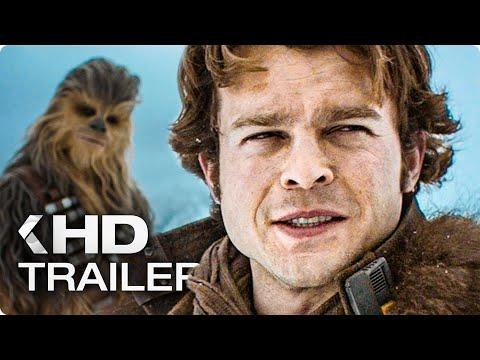 SOLO: A Star Wars Story Trailer German Deutsch (2018)