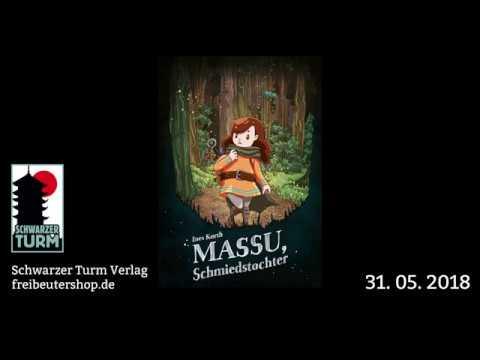 Massu, Schmiedstochter - Comictrailer deutsch