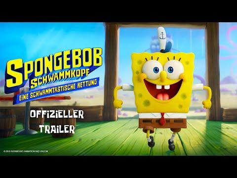 Offizieller Kinotrailer | SPONGEBOB - EINE SCHWAMMTASTISCHE RETTUNG | Nickelodeon Deutschland
