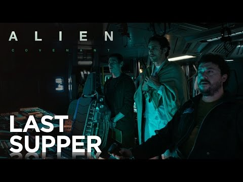 Alien: Covenant | Prologue: Last Supper | 20th Century FOX