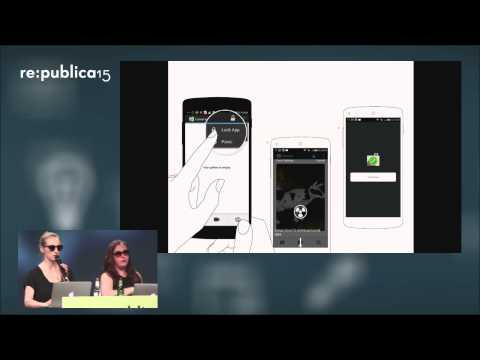 re:publica 2015 - Addie Wagenknecht & Jillian York: Deep Lab