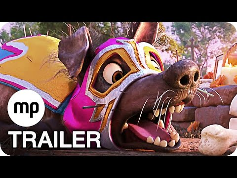 COCO Trailer German Deutsch (2017) Disney Pixar