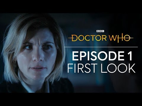 FIRST LOOK: Episode 1 | The Woman Who Fell To Earth | Doctor Who