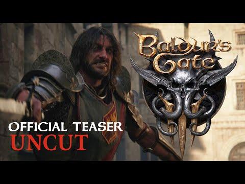 Baldur's Gate 3 - Announcement Teaser - UNCUT