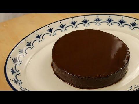 »Schokoladenkuchen« aus Little Library Cookbook von Kate Young