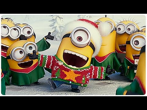 Minions Weihnachten Trailer Clip German Deutsch