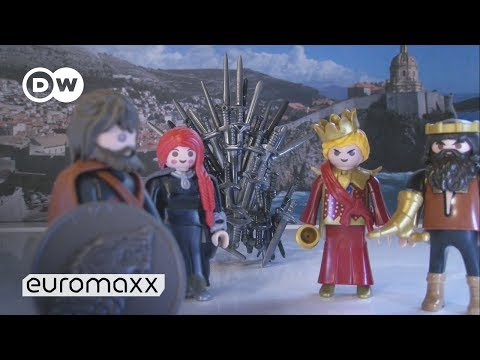 Game of Thrones in 7 minutes | Game of Thrones Summary | Season 1 to 7 | Game of Thrones Playmobile