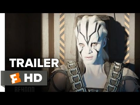 Star Trek Beyond Official Trailer #2 (2016) - Chris Pine, Zachary Quinto Movie HD
