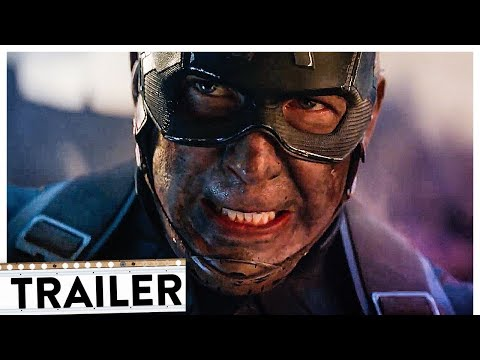 AVENGERS 4: ENDGAME Trailer 2 Deutsch German (HD) | Marvel 2019