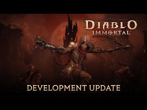 Diablo Immortal Gameplay | BlizzCon 2019