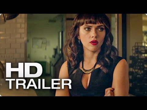 KISS THE COOK Trailer German Deutsch (2015)