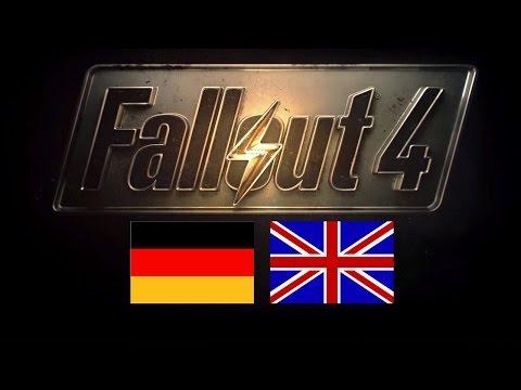 Fallout 4 - Sprachvergleich (spoilerfrei): Deutsch / Englisch (Cutscene & Ingame-Dialoge)