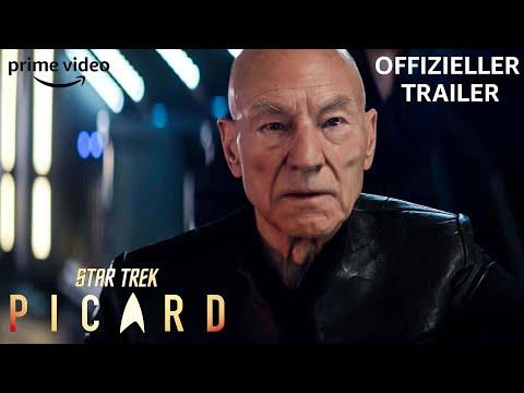 Star Trek Picard | Offizieller Teaser | PRIME Video