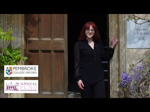 V.E. Schwab: 'In Search of Doors,' Pembroke Tolkien Lecture 2018
