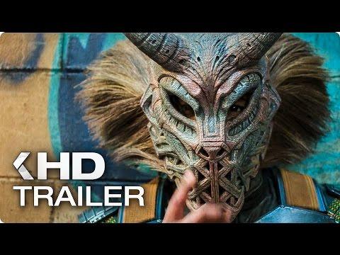 BLACK PANTHER Trailer German Deutsch (2018)