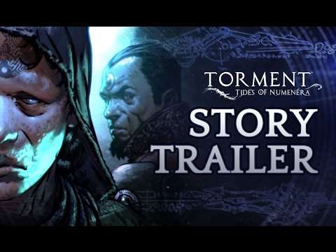 Torment: Tides of Numenera | Story Trailer