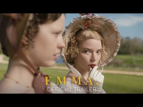 EMMA. - Official Teaser Trailer [HD] - In Theaters February