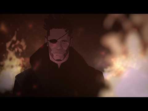 """BLADE RUNNER 2049 - """"Black Out 2022"""" Anime Short"""
