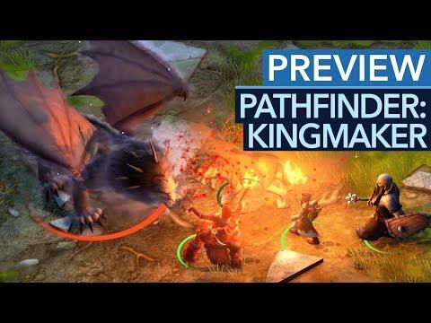 Pathfinder: Kingmaker ist das nächste Baldur's Gate - Gameplay-Preview