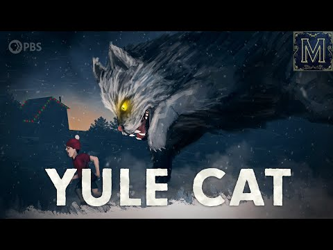 The Wicked Feline Murder Floof, a Yule Cat Story