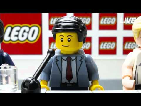 LEGO DFB Minifigures Special Edit (71014) official video