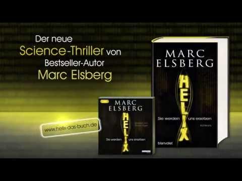 Marc Elsberg: HELIX Sie werden uns ersetzen - Roman - Buchtrailer
